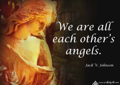 We Are All Each Other's Angels - Jack Johnson